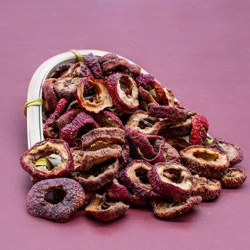 Cost effective fresh Dried hawthorn fruit slice