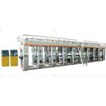 Máquina de impresión de alta velocidad de gravura