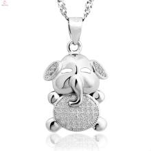 Großhandel 925 Sterling Silber Tier Anhänger Schmuck