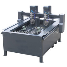 wood stone cylinder rotary cnc router with 4 axis big cylinder diameter 250mm