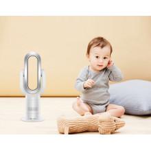 Intelligent Baby Partner Ventilateur de chauffage électrique oscillant de 10 pouces