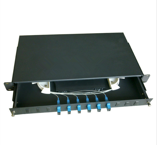 6 Port Fiber Patch Panel