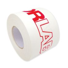 Free Sample Wet Water Activated Wood Kraft Paper Tape For Logo Printed