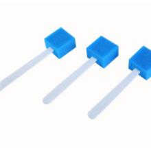Одноразовая медицинская губчатая щетка / губчатые палочки