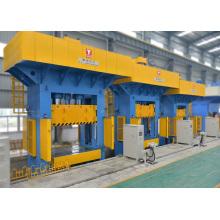 Verbundwerkstoffpresse SMC Hydraulikpresse