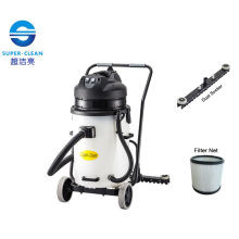 with Squeegee Plastic Tank 60L Dry Vacuum Cleaner