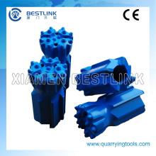 Thread Button Bits for Drilling Granite