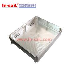Kundengebundenes CNC, das 5052 Aluminiumteile CNC-Prägeplatten maschinell bearbeitet