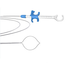Ce Marked Electrosurgical Polypectomy Snare