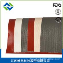 Anti Chemical Silicone Coated Fiberglass Cloth