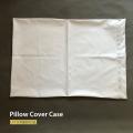 Taie d'oreiller médicale couvre le plastique PVC