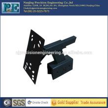 OEM schöne Präzision CNC-Bearbeitung Winkel Schweißen mechanische Teile