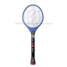 máquina recargable del asesino del mosquito del swatter de mosca del mosquito con la luz
