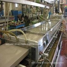 Máquina de plástico PVC WPC Celuka Foam Board
