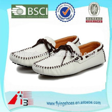 2015 fashion genuine leather men driver shoes in dress shoes