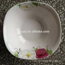 bacia cerâmica quadrada China fábrica