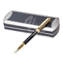 Оптовые пользовательские рекламные ручки перьевой ручки для мужчин на продажу