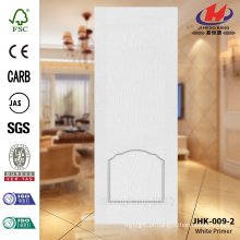 JHK-009-2 Best Sell 2016 Revolvendo Delicada Design Repair Interior HDF Molded White Primer Door Skin