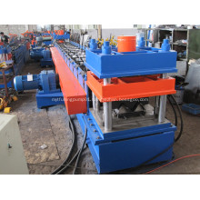 Second hand automatic highway guardrail forming machine