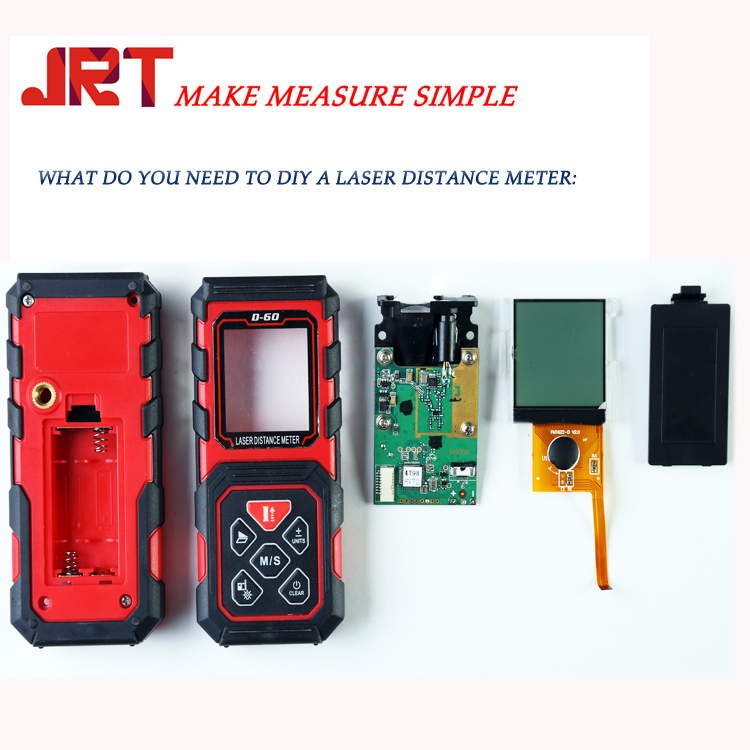 40m Laser Distance Measurer Sensors application