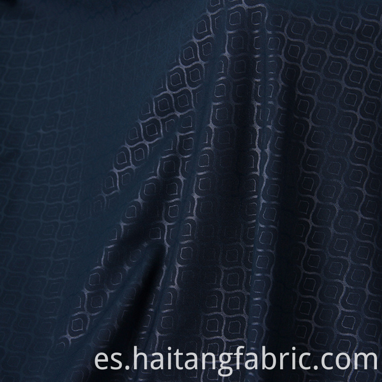 Embossing Polyester Clothing Fabric
