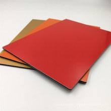 Customized Size Interior and External Aluminum Composite Panel Decorative ACP 3D Wall Panels