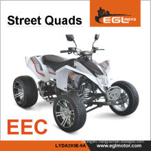 EEC 250cc Street Racing Atv Legal On Road