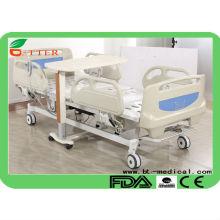Leito hospitalar completo de 5 funções para hospital