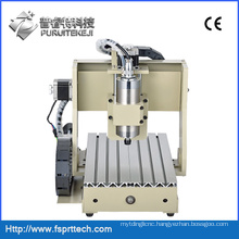 Mini CNC for Processing Wood, Acrylic, Double-Color Sheet