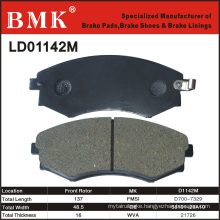 High Quality Brake Pad (D1142M)