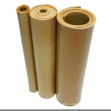 Химическая упорная естественная NR резиновый лист чистой резинки резиновый лист
