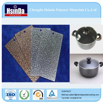 Высокая термостойкость гибридные покрытия порошка Брызга краски для соуса горшок