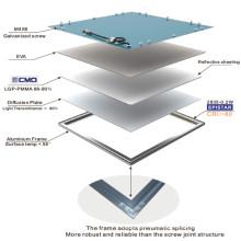 19W / 40W / 80W / Free Sample New Warranty Long Epistar Chip LED Panel de luz