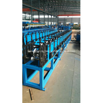 Regenrinnenformmaschinen ohne elektrische Komponenten