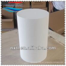 Keramikwabe als Wärmeaustauschmedium (für RTO)