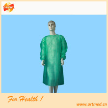 Disposable protective clothing for hospital