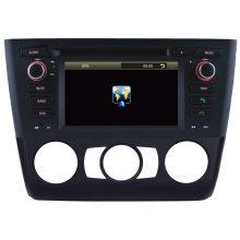 Lecteur DVD Hualingan 1 voiture pour E81 / 82/88 Radio DVD Navigation pour BMW