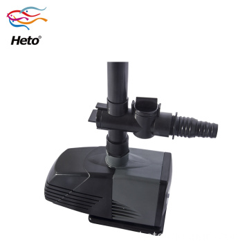 Vente chaude Fountain Aquarium PF-3000 Pompe à eau submersible