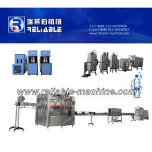 Small Bottled Mineral Water Full Automatic Production Line Equipment