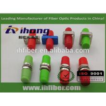 FC adaptador de fibra óptica