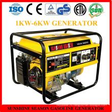 Высокого качества бензин генератор 5kw для домашнего использования с CE (SV10000)
