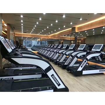 Gym Treadmill Commercial Running Mesin Popular