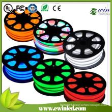 IP65 Milky PVC Neon Flexible LED Lights 240V