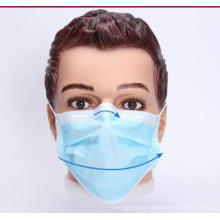 Manufacturer Suppliers 3ply Disposable 3 Ply Face Mask FDA/Ce