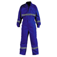 Workwear Safety Coverall with Reflective Tape