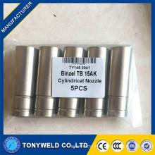 Binzel TB 15AK Boquilla Cilíndrica 145.0041