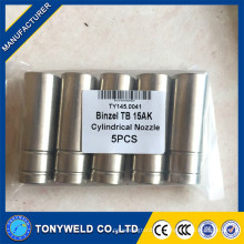 Binzel TB 15AK Bocal cilíndrico 145.0041