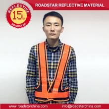 road safety mesh reflective vest
