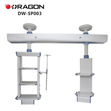 Wet And Dry Section Separated ICU Arm Bridge Hanging Pendant