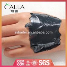 GMPC black mineral black mud facial mask